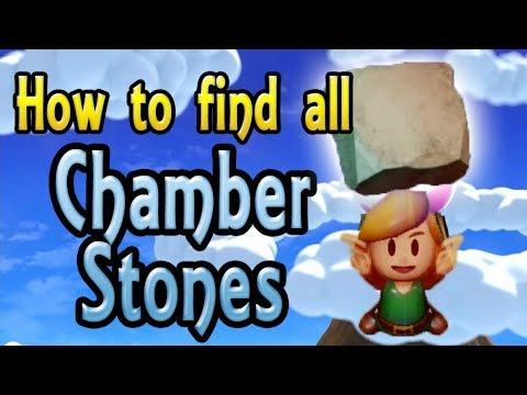 The Legend Of Zelda: Link's Awakening - How To Find All 14 Chamber Stones