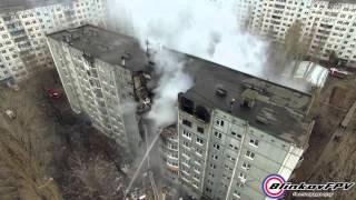 Страшный взрыв на 7 ветрах Волгоград