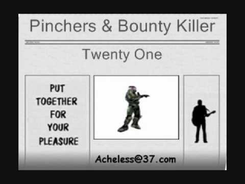 Pinchers & Bounty Killer - Twenty One