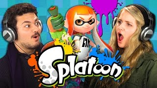 SPLATOON (Teens React: Gaming)