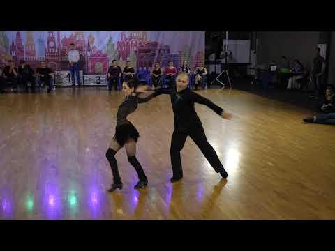 Чемпионат Москвы 2019 JnJ Star Final Slow Евгений Арутюнян – Мария Лазарева