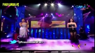 "Party Pilipinas [Supreme] - VOX ""Maricris Garcia & Francheska Farr ""Ikaw"" = 7/22/12"