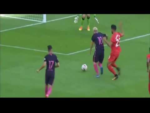Ливерпуль 4-0 Барселона| товарищеский матч| 06.08.16| обзор матча