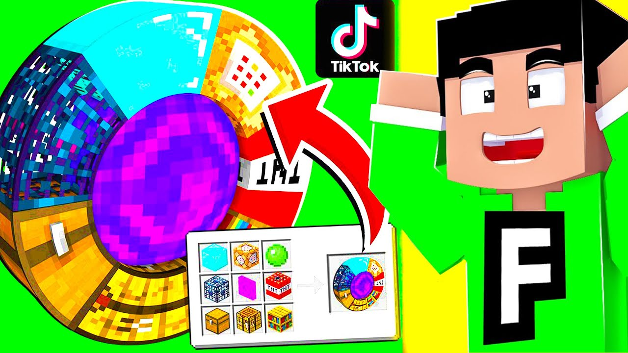 Exposing Viral Minecraft Hacks To Prove They Are 100% FAKE