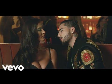 Maluma ft. Zion & Lennox - Extrandote (Video Concept)