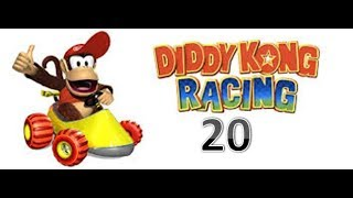 Diddy Kong Racing #20 Trophy Race 5