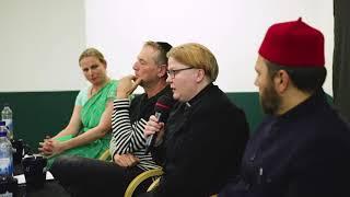 News - Inter-religious Seminar Gothenburg-Stockholm [URDU] - MTA International Sweden Studios
