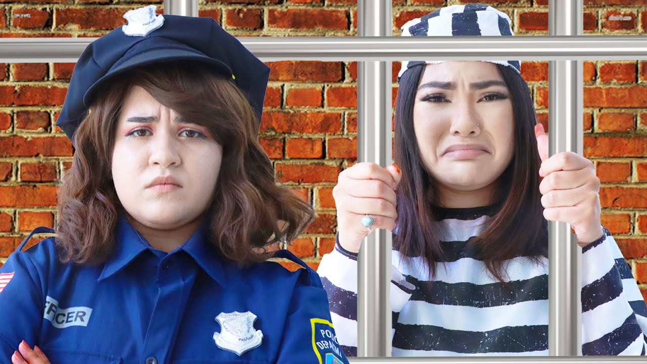 IF MY MOM RUNS A PRISON | 9 FUNNY SITUATIONS AND RELATABLE MOMENTS IN JAIL BY CRAFTY HACKS