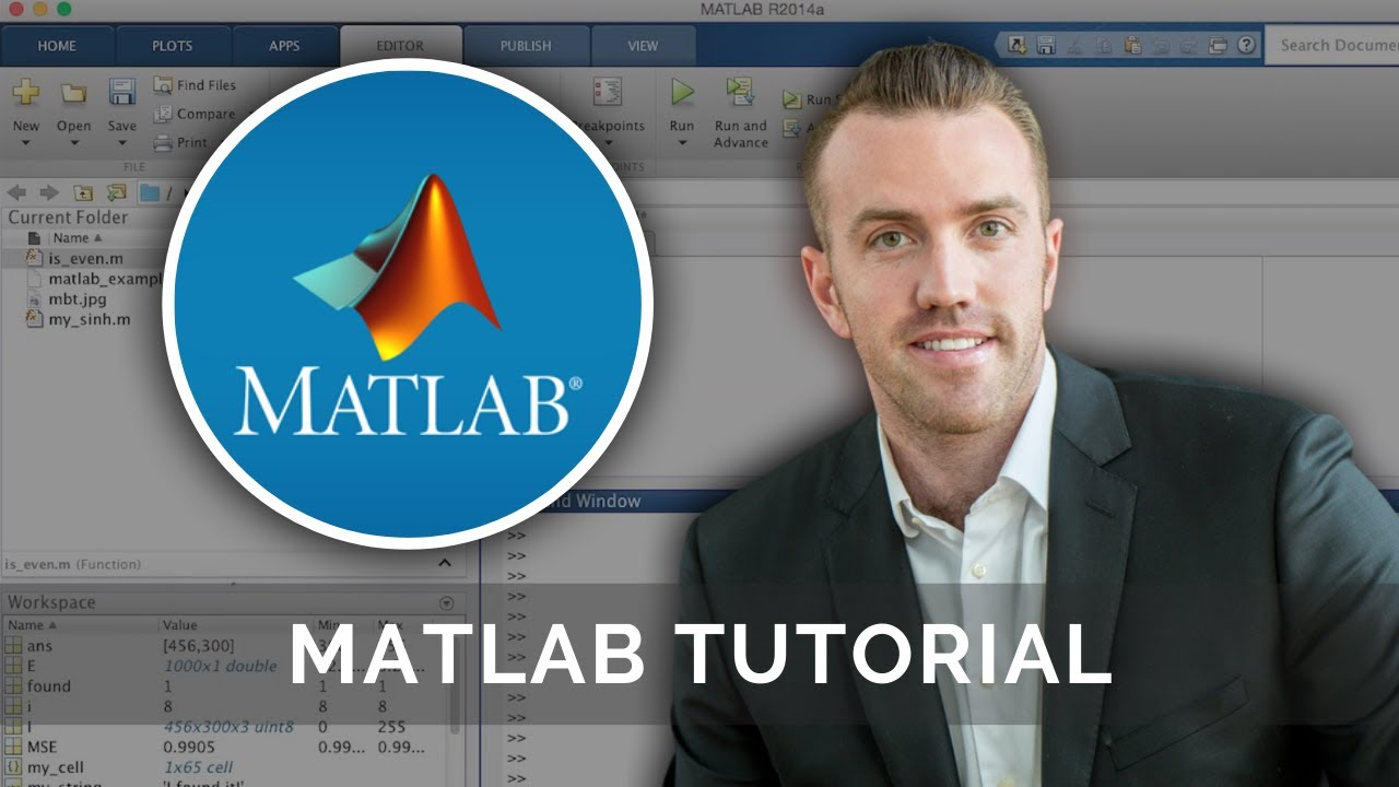 Download Beginner to Advanced Matlab Tutorial [Complete Course]