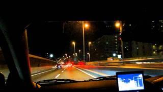阪神高速3号神戸線 ♪Omar Hakim - Crucial 2 Groove