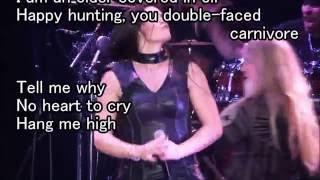 Nightwish - Romanticide (Karaoke) Album : Once Original video : htt...