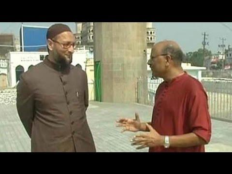 Walk The Talk with Asaduddin Owaisi