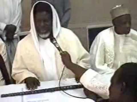 IMAM HASSAN @ FEDERAL PALACE HOTEL LAGOS
