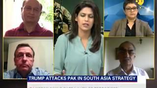 American President Donald Trump warns Pakistan