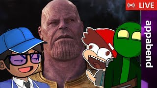 Discussing Infinity War + Other Gaming Stuff [SPOILERS] (w/ Fringy & Fritanga)