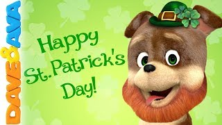 ☘️ Nursery Rhymes and Baby Songs | Happy St. Patrick's Day | Dave and Ava  ☘️