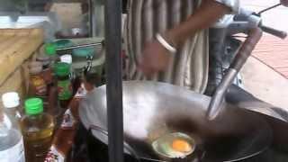 Как нам готовили тайскую еду. Пхукет. Пляж Ката