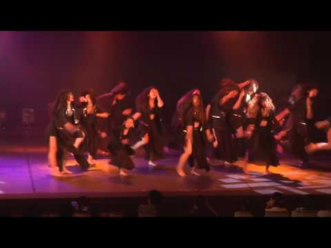 【Queen's Live】JACKY(8期生)_CAT MUSIC COLLEGE CHOREOGRAPHER FESTIVAL_2016.10.02
