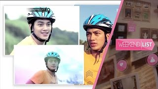 Weekend List - Bersepeda di Campuan Ubud Bali