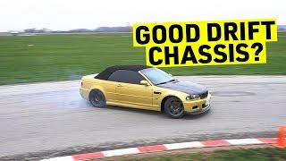 First Time Drifting the $4000 M3!