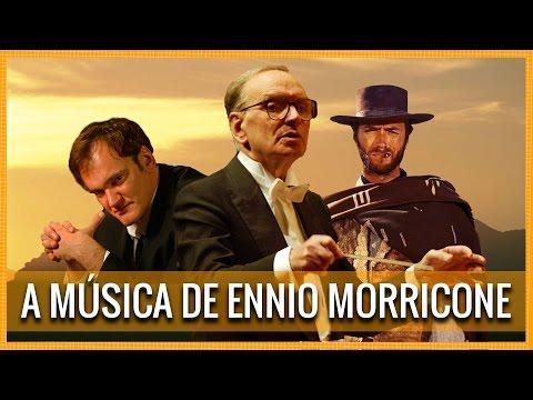 Como Ennio Morricone Revolucionou a Música No Cinema