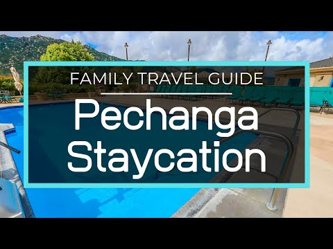 Pechanga Resort Staycation - Temecula, CA