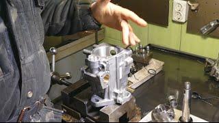 Ремонт механизма опережения на ТНВД Zexel VRZ Mitsubishi Pajero III (с продолжением)(Сайт СТО