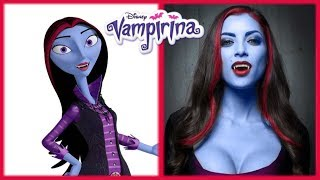 VAMPIRINA In Real Life 2019