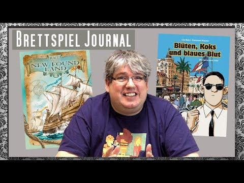 Spiele Journal 19.1.2018 News rund um Brettspiele und Comics