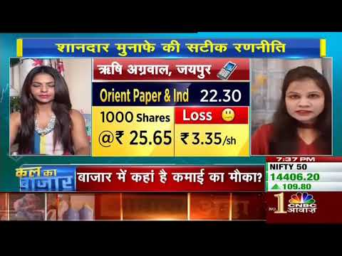 ITI SHARE UPDATE | SHILPA MEDICARE SHARE UPDATE | ORIENT PAPER SHARE UPDATE | STOCK MARKET UPDATE