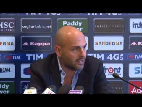 Conferenza stampa presentazione Presidente Tommaso Giulini | Cagliari Calcio