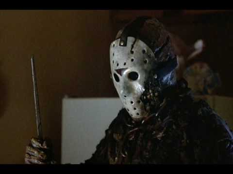 What does jason from friday the 13th look like