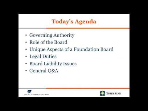 Webinar Recording: Risk, Liability and Insurance – What Your Organization Needs to Know