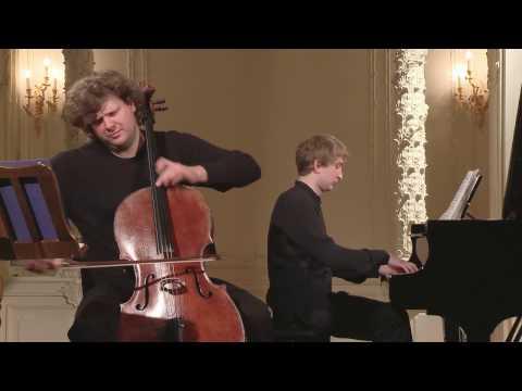 Fedor Amosov (cello) 2016-03-30