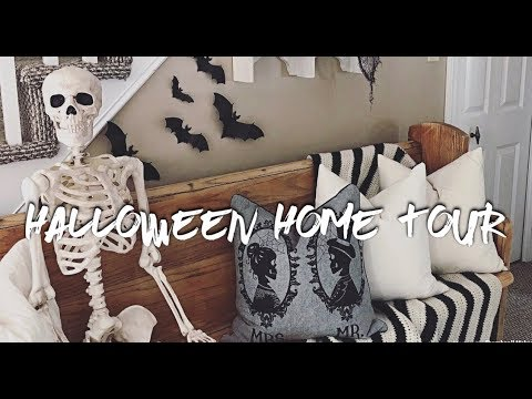 Halloween Home Tour 2018