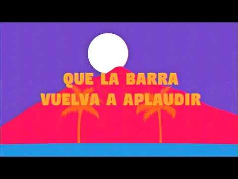 Los Vinagres - Aunque Llueva (Lyric Video)