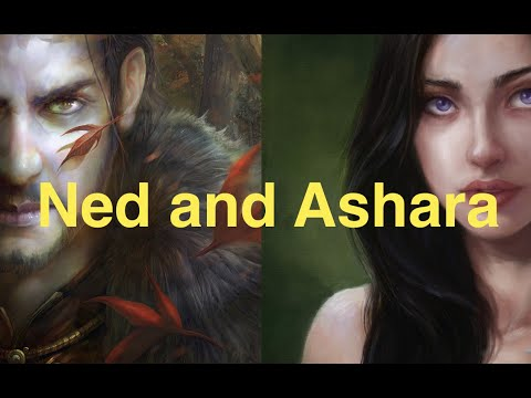 A Song of Ice and Fire: Ned and Ashara