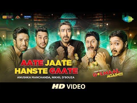 Aate Jaate | Golmaal Again | Ajay Devgan |...