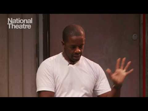 Sara Kestelman and Adrian Lester in conversation - National Theatre at 50