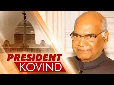 Ram Nath Kovind Elected President Of India