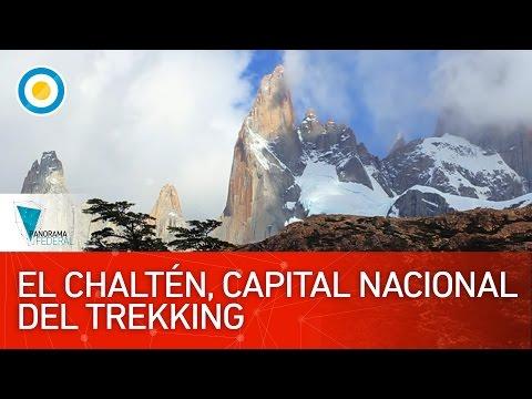 Panorama Federal - El Chaltén, capital nacional del trekking