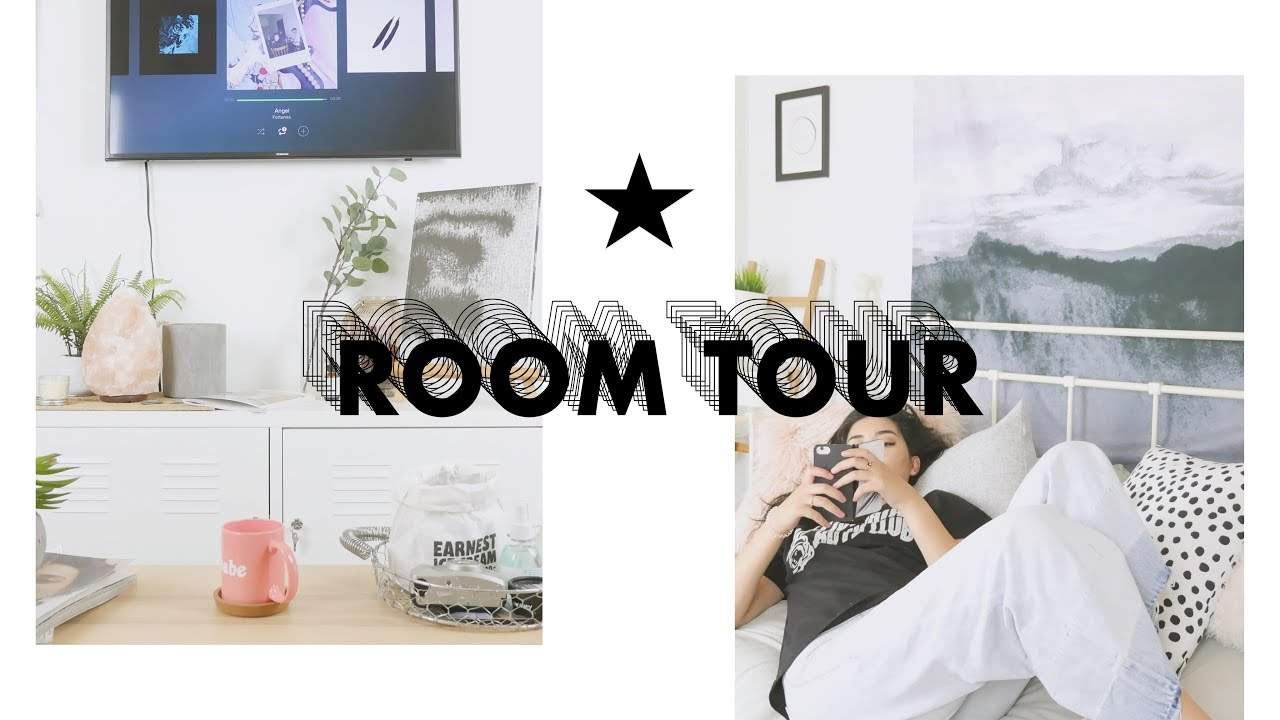small bedroom tour room tour small space 13286