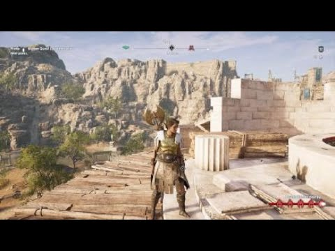 Assassin S Creed Odyssey How To Get Armor Of Euthisous And