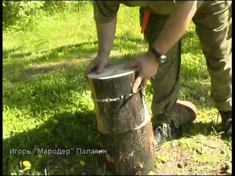 своими колки дров руками для цепь