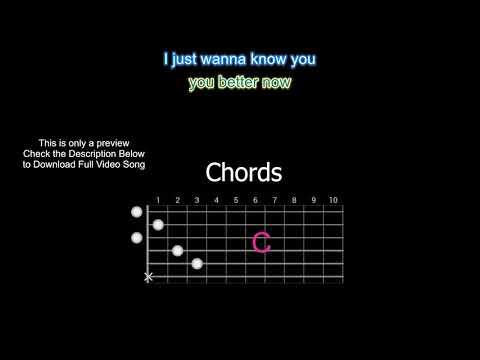 Taylor Swift - Everything Has Changed Ft. Ed Sheeran (Guitar Karaoke)