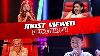 Download lagu TOP 10 | The Voice Kids: TRENDING IN NOVEMBER '19