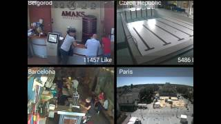 Web Camera Online CCTV IP Cam is application for watch online real live video streaming cameras cctv