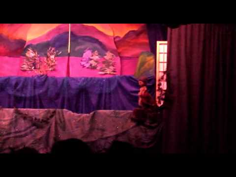 Honolulu Waldorf School Fair. Puppet show, 2014