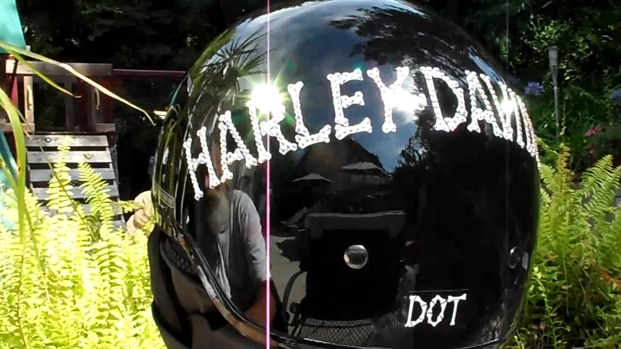 Harley Davidson Boneyard Swarovski Crystallized Youtube