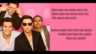 Repeat youtube video Love Me Again - Big Time Rush (Sub. Español-Lyrics)
